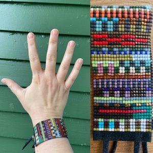 Julie Rofman Beaded Bracelet - Rainbow Multi